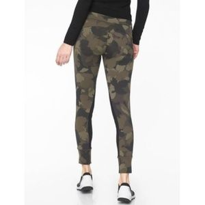 430604f6d54e43 Athleta Pants | Essex Camo Hybrid Tight Legging | Poshmark